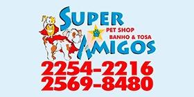 SUPER AMIGOS DA TIJUCA